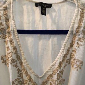 Jessica Simpson Tops - Boho Summer Shirt